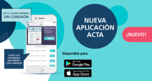 Descargá la App de ACTA